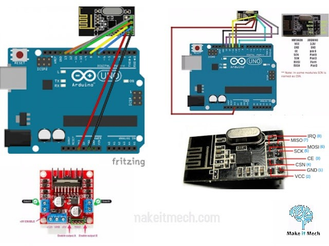 nrf with arduino