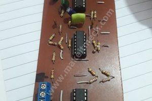 EEG project circuit
