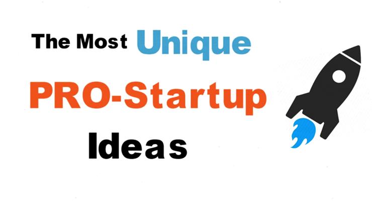 pro startup ideas list