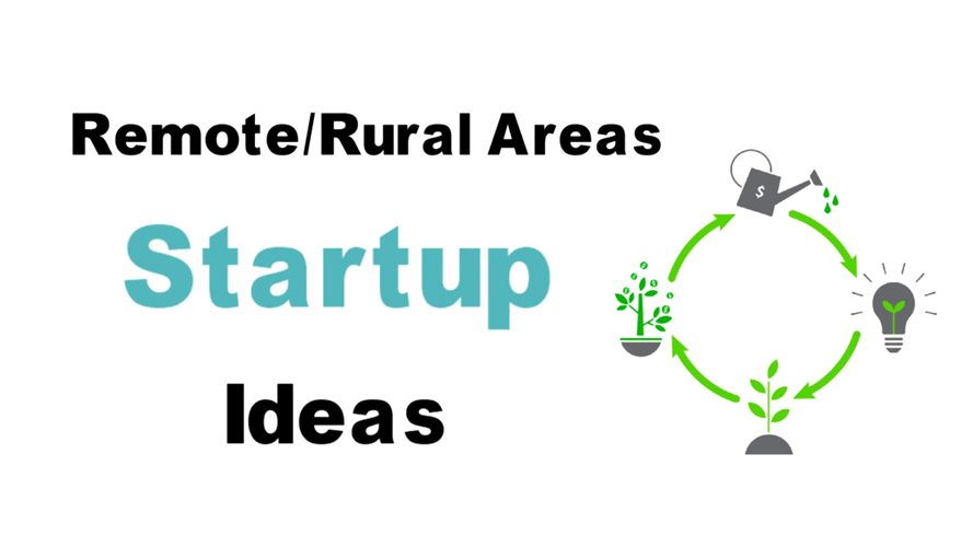 rural startups ideas